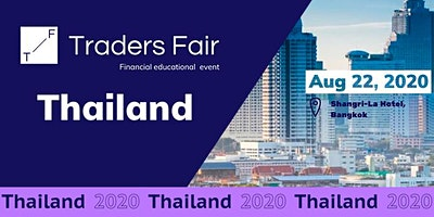Traders Fair 2020 - Thailand (Financial Education