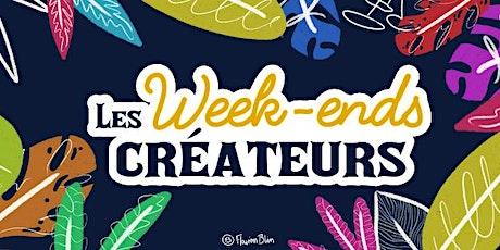 Les Week-Ends Créateurs #1 billets
