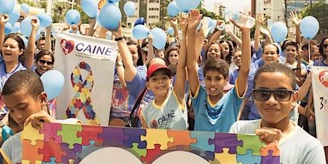 IV Ação Dia Mundial De Conscientização Do Autismo ingressos