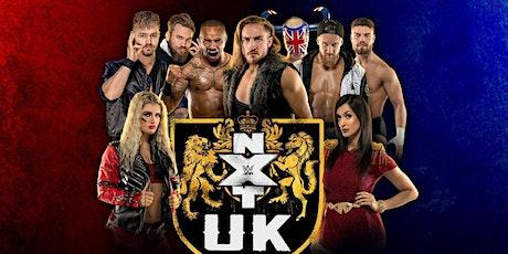LIVE@!.MaTch WWE NXT UK LIVE ON tickets