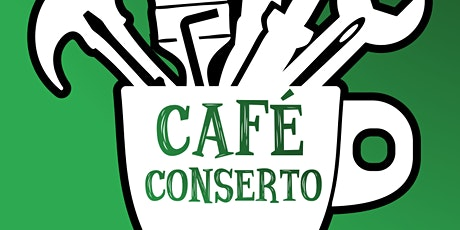 Learn About & Engage Cafés ConSerto bilhetes