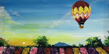Come Paint With Us Hot Air Balloon tickets