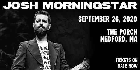 An Intimate Evening with Josh Morningstar tickets