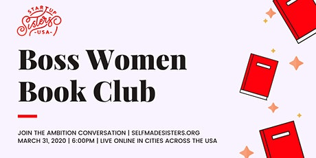 Book Club for Boss Women ⚡ Presented by Self Made Sisters Atlanta [DIGITAL] tickets