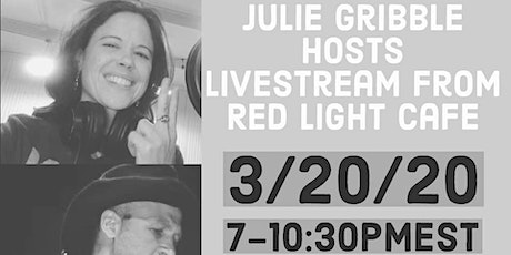 LIVE STREAM ONLY: Julie Gribble + Bill Brooks + Kahle Davis tickets