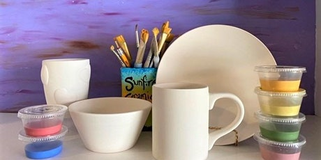 Dinnerware Take Out Pottery tickets