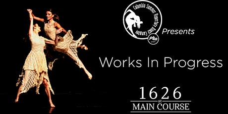 """Columbia Summer Repertory Dance Company """"Works in Progress"""" tickets"""