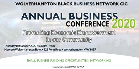 WBBN 4th Annual Business Conference 2020 - Will be online only tickets
