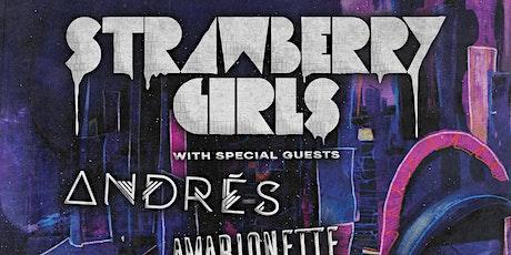 Strawberry Girls tickets