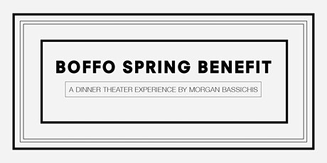 BOFFO Spring Benefit 2020 tickets