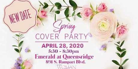 Las Vegas Woman Magazine Spring Cover Party! tickets