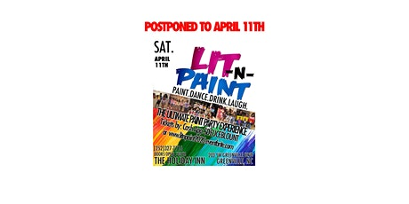 Lit N Paint: Spring Edition  tickets