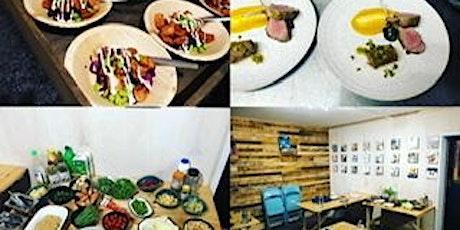 Wild Seasoning Kitchen Foodie Experiences tickets