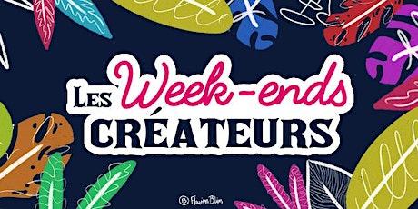 Les Week-Ends Créateurs #2 billets