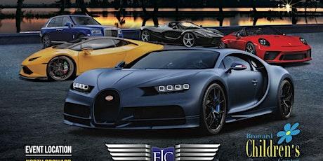 Kidz N Carz Exotic Car Show tickets