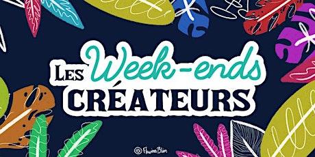 Les Week-Ends Créateurs #3 billets