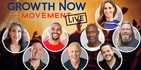 Growth Now Movement LIVE! 2020 tickets