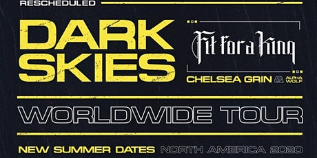 CANCELED: Fit For A King: Dark Skies Tour
