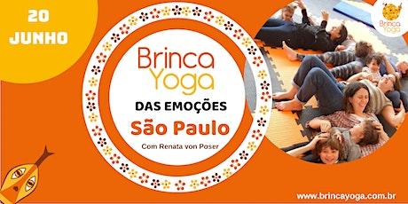 CURSO BrincaYoga das Emoções junho/2020 (SP) ingressos