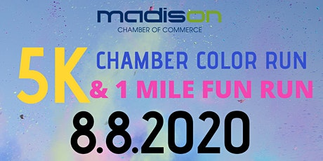 Chamber Color Run tickets
