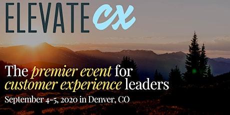 ElevateCX Denver 2020 tickets