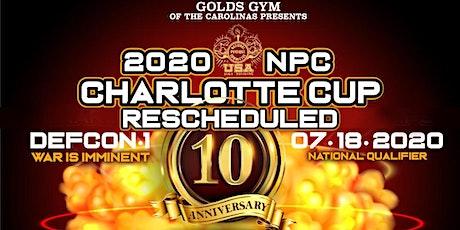 2020 NPC Charlotte Cup tickets