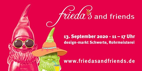 frieda's and friends design.markt Tickets