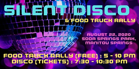 CANCELED: Manitou Silent Disco & Food Truck Rally tickets