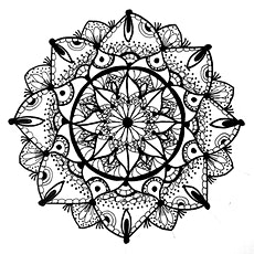 Mindful Mandalas - Reconnect With Your Creative Self tickets