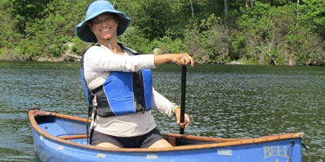 Young Members Basic Canoe Instruction and River Paddle Weekend tickets
