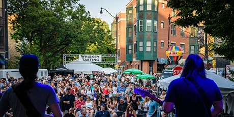 Taste of Lincoln Avenue 2020 tickets
