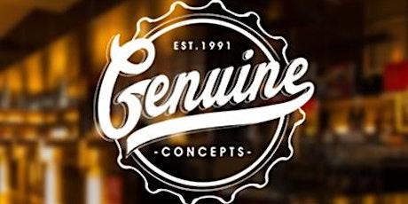 Genuine Concepts Employee Family Meal boletos