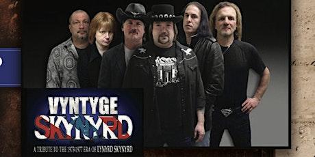 Vyntyge Skynyrd tickets