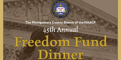 Parents' Council Guest to  NAACP-MC Annual Freedom Fund Dinner tickets