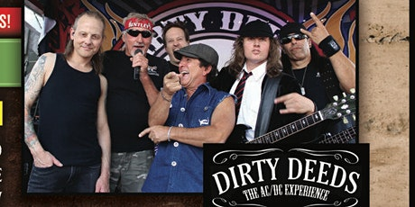 Dirty Deeds - The AC/DC experience tickets