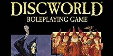 Gurps Discworld RPG tickets