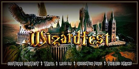 WIZARDFEST: New England's Harry Potter Party! tickets