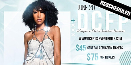 13th Annual Designer's Choice Fashion Preview tickets