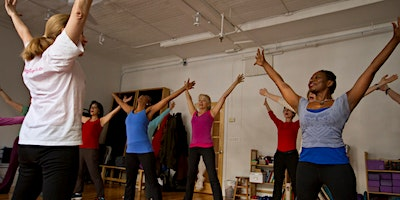 Moving For Life Gentle Dance Exercise Class for He