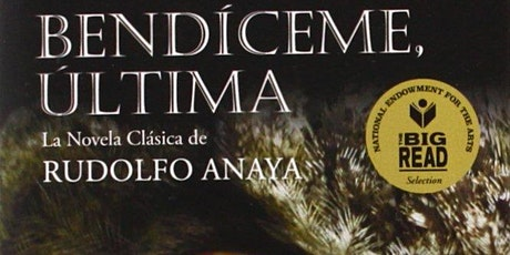 "CANCELED Amigos Book Club ""Bendíceme Última"" Session 4 of 4 tickets"