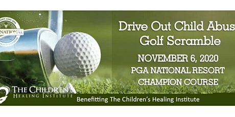 Drive Out Child Abuse Golf Scramble tickets