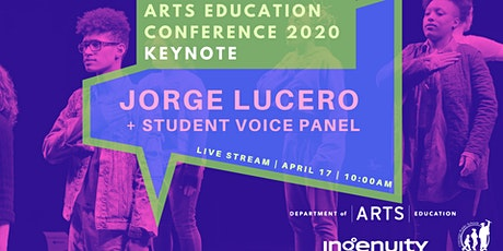 Arts Education Conference 2020: Amplifying Essential Voices tickets