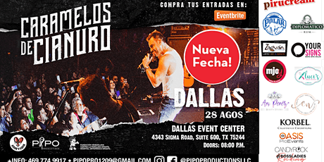 CARAMELOS DE CIANURO - DALLAS TX tickets