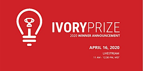 2020 Ivory Prize for Housing Affordability - Winner Annoucement Livestream tickets