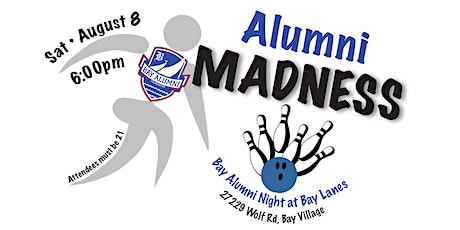 Bay Alumni Madness 2020 tickets