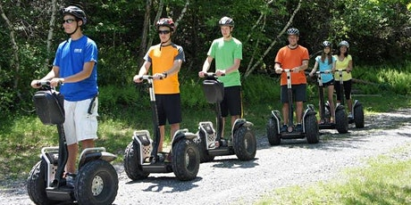 Scenic Segway Tour tickets