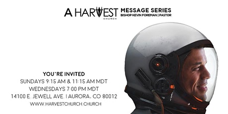 A New Altitude Message Series - Online Only tickets