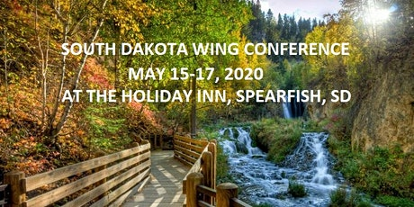 CAP - South Dakota Wing Conference 2020 tickets
