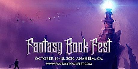 Fantasy Book Fest 2020 tickets