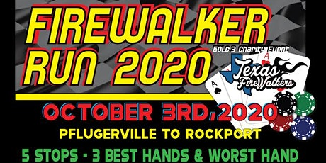 FIREWALKER RUN 2020 Registration tickets